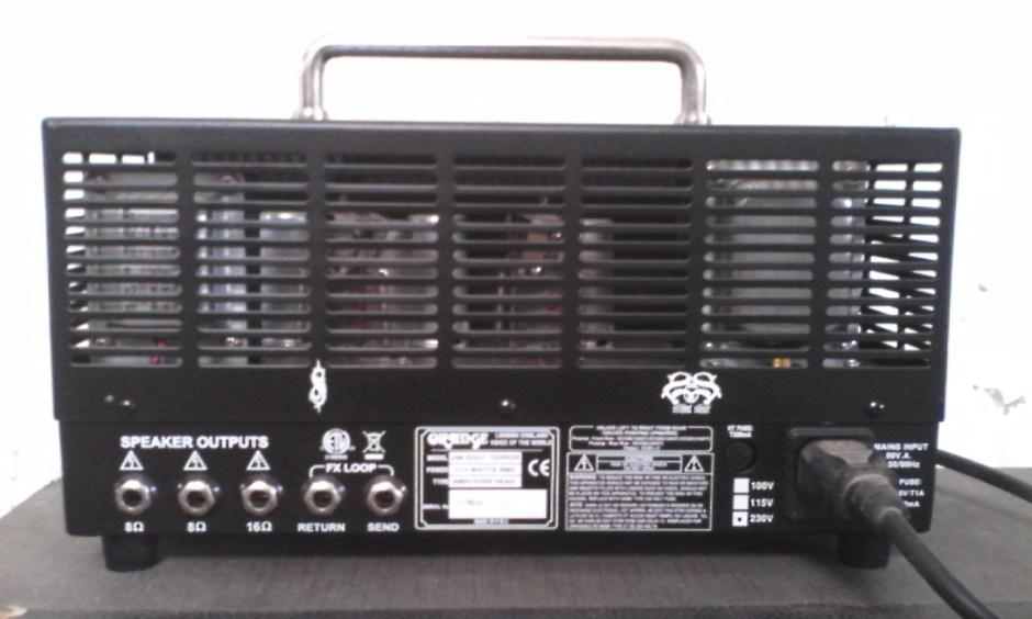 Orange Jim Root Terror TT15JR #4 Signature by Orange Amplification (4)