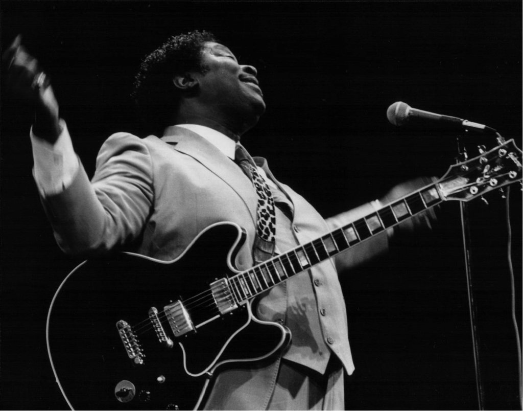 Bb King A Life In Music Celebrated