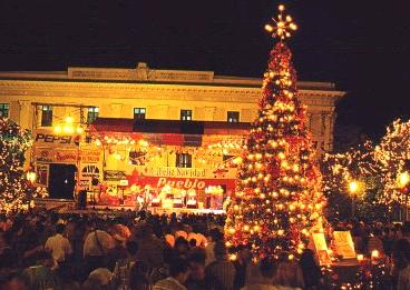 when we were in puerto rico in november one of our cab drivers bragged to us that pr has one of the longest christmas seasons around - Puerto Rican Christmas Decorations