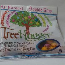 Tree Hugger All Natural Bubble Gum, Fantastic Fruit Mix