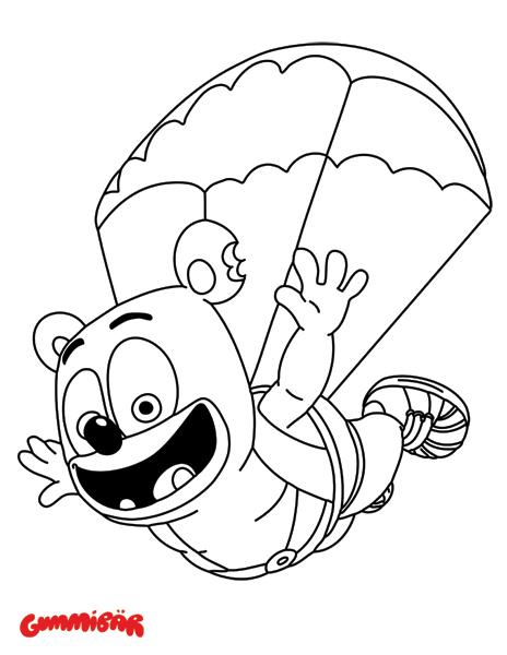 download a free printable gummibär january gummibär