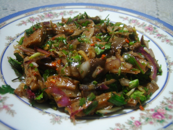 Mushroom Choyla