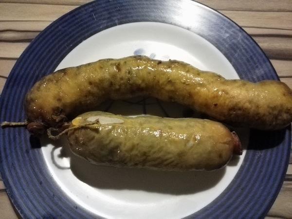 Sargemba (Blood Sausage)- Ethnic Limbu Cuisine