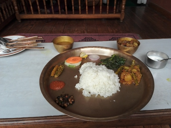 Thakali khana set