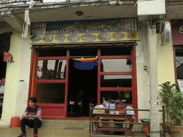 Khawa Karpo Tasty Noodle Factory'