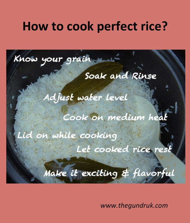 cooking rice tips_poster