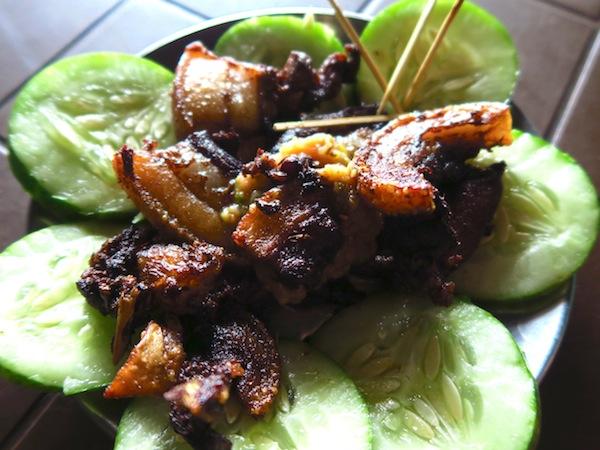 Pork Dameko (Pan-seared pork)