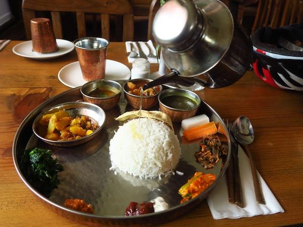 Thakali Khana at Nilgiri Thakali Delights
