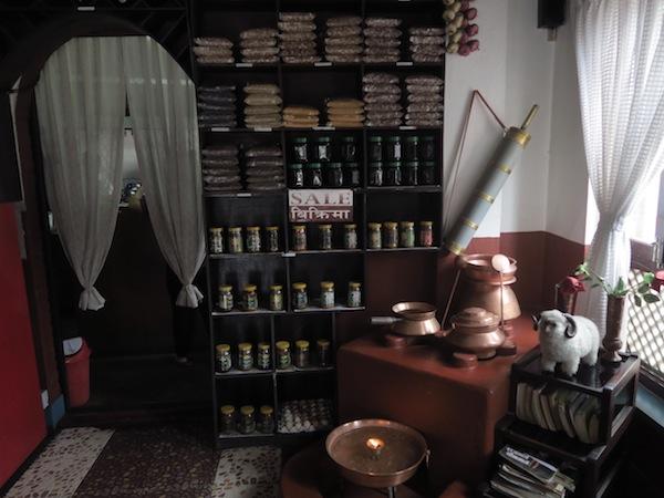 store at Thakali ghar aagan