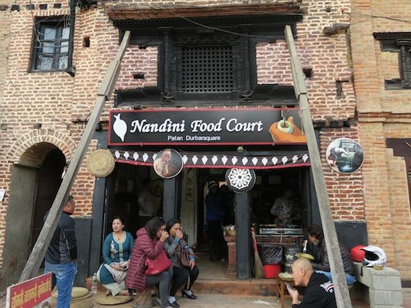 Nandini Food Court
