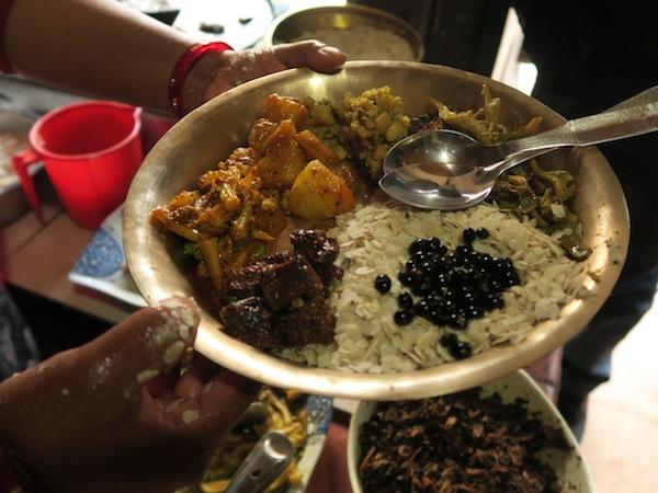 samay baji Nandini Food Court