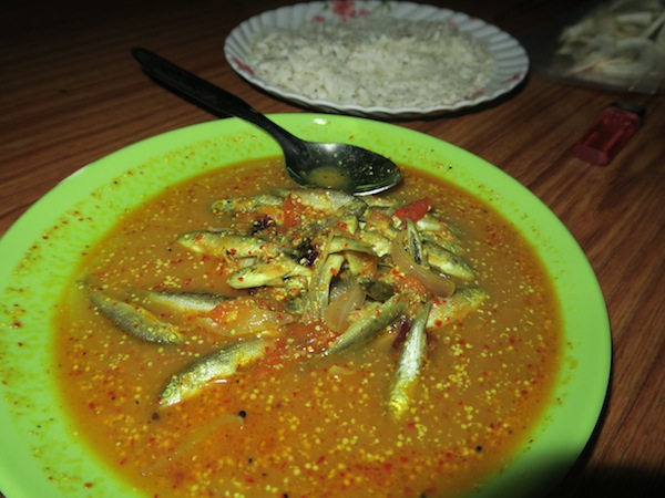 Foods to Eat in Dulegauda-Khaireni: Tibetan Foods and Local Fish