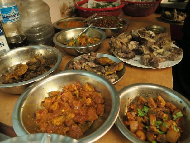 Newa dishes