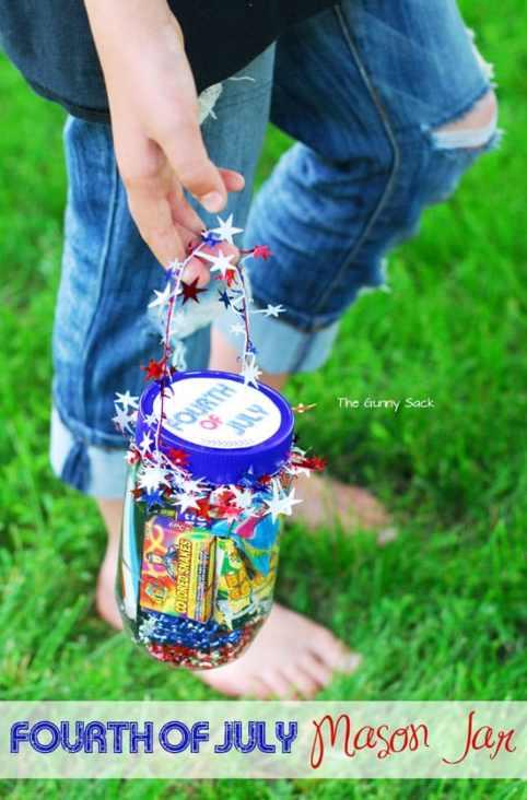 kids mason jar ideas