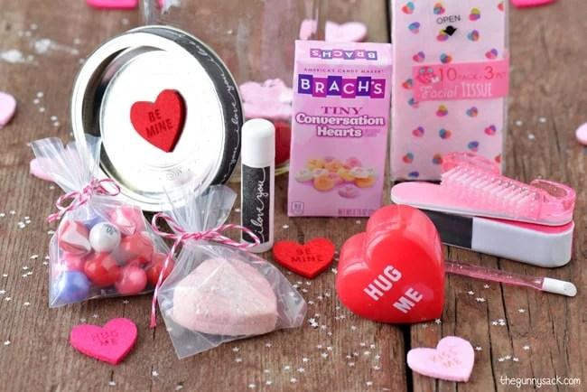 Valentines Day Mason Jar The Gunny Sack