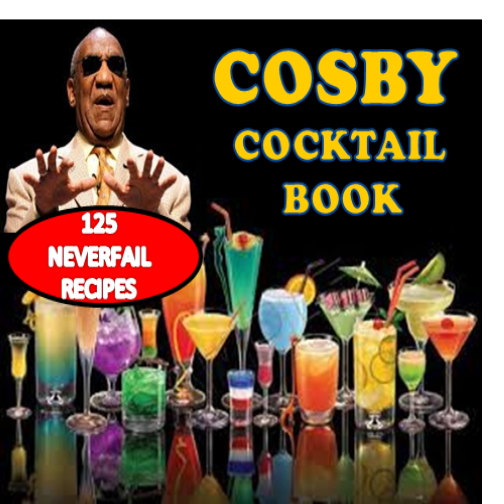 cosby cocktail book