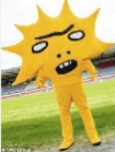 partick mascot