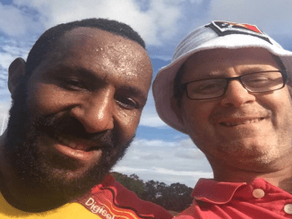 png hunters willie minoga