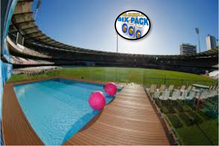 Pool at the Gabba? Top Idea. Here's Six more.