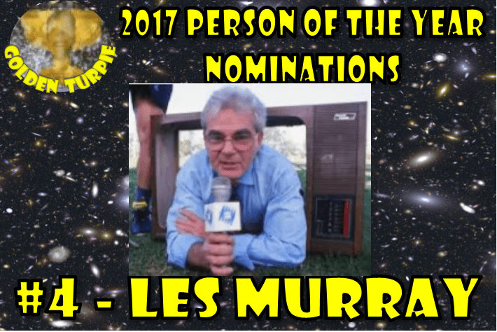 Les Murray - 2017 Gurgler Person of the Year Nom 4