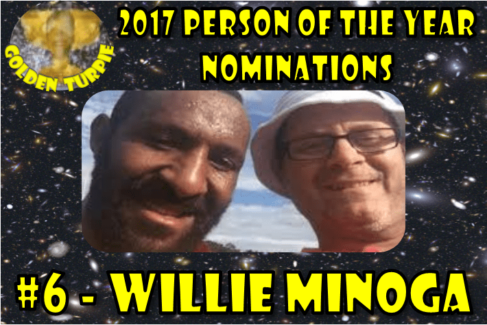 Willie Minoga - 2017 Gurgler Person of the Year Nom 6