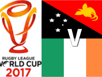 rugby league world cup png kumuls v ireland