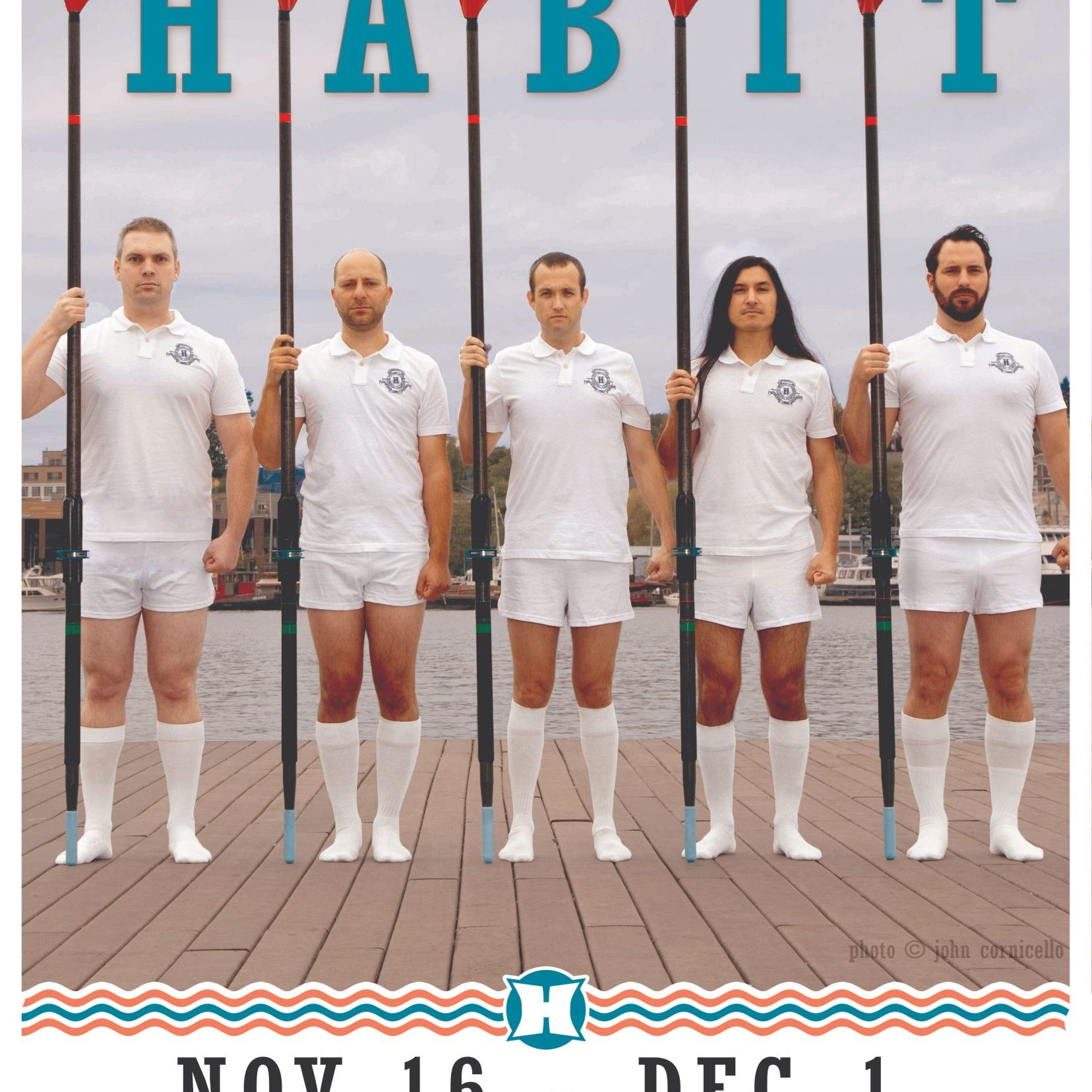 The Habit - Seattle (2012)