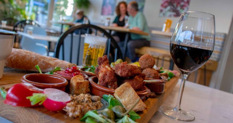 Blend One Voorburg | All day hotspot randje Den Haag