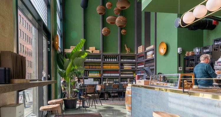 Vivre | Wijnbar hotspot op Binckhorst