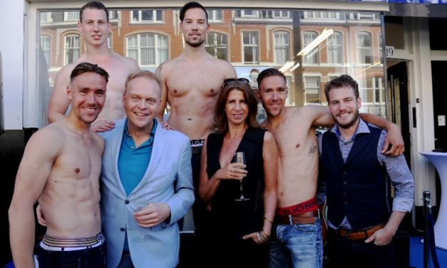 Bodytec Lounge in The Hague officially opens its doors