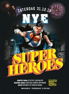 NYE Super Hero Party!