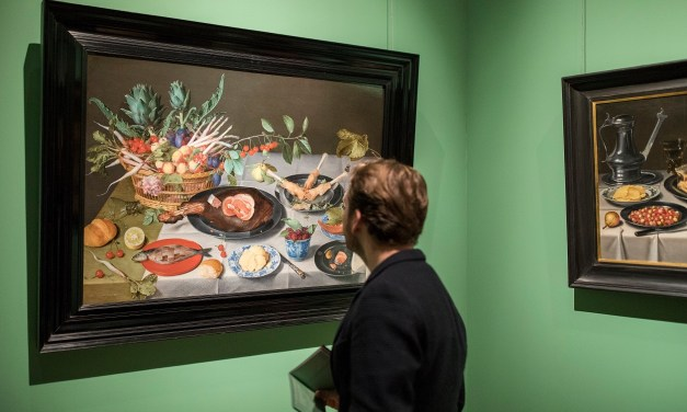 Exhibition Slow Food: Still Lifes of the Golden Age in the Mauritshuis