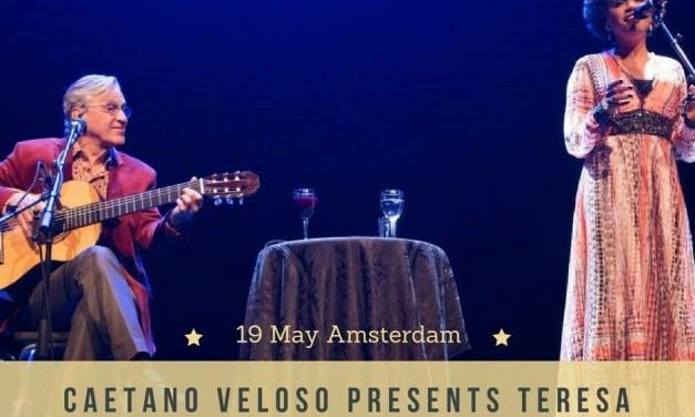 Caetano Veloso  @  Amsterdam's Concertgebouw