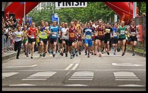 Royal Ten running event @ Prinses Beatrixlaan