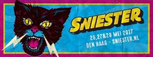 Sniester Festival 2017 @ Pop district: Paard, Grote Markt and more