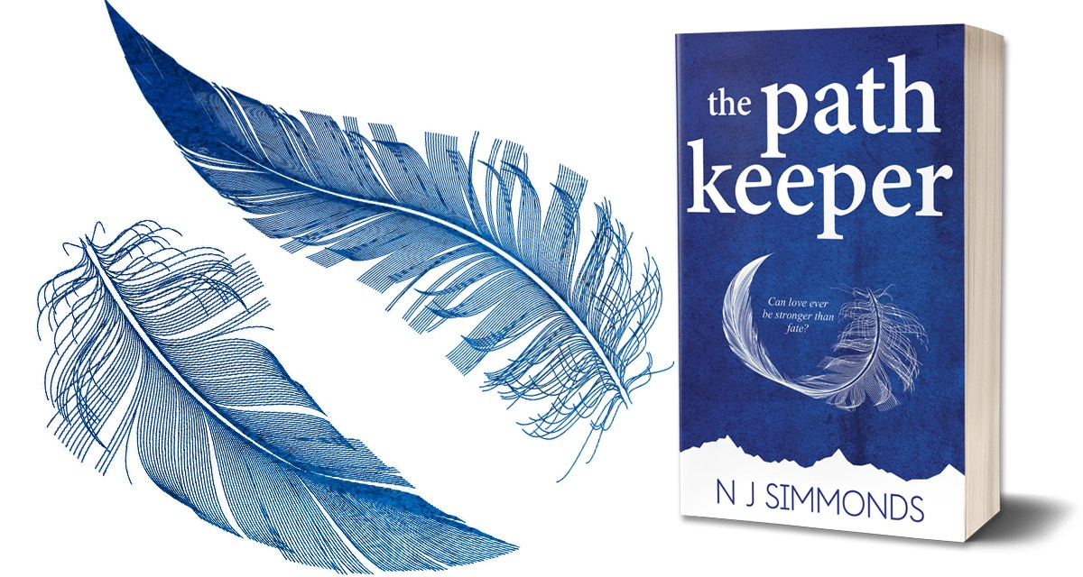 Book Review of The Path Keeper by local expat author NJ Simmonds