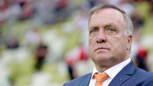Can Dick Advocaat Save the Netherlands?