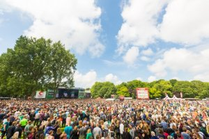 Alison Moyet headlines Parkpop 2017 @ Zuiderpark