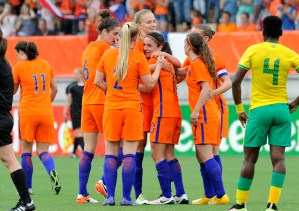 UEFA Women's EURO 2017 kicks off in the Netherlands @ Various locations, Netherlands