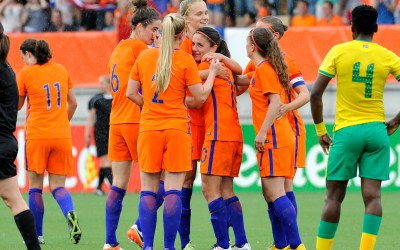 UEFA Women's EURO 2017 kicks off in the Netherlands