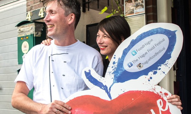 The Hungry Englishman: Nick Mosley chats with Bas and Loes Oonk of Restaurant Basaal about their culinary journey.