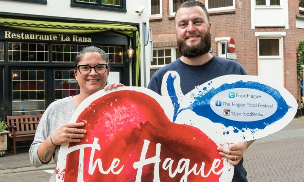 The Hungry Englishman: Nick Mosley talks to Raquel Swikker-Huigen and Jeroen Huigen about life at La Rana.