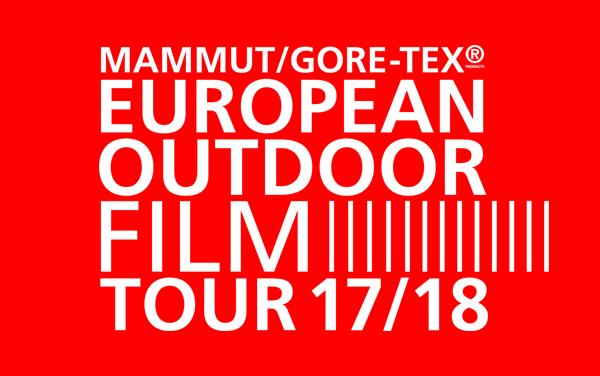 European Outdoor Film Tour 2017/18
