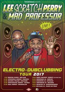 Lee 'Scratch' Perry & Mad Professor @ Paard