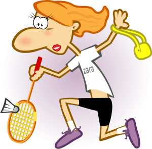 International Ladies Badminton Club