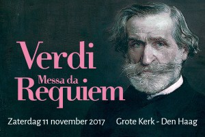 Verdi Requiem @ Grote Kerk, The Hague