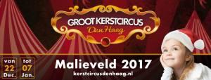 Groot Kerstcircus Den Haag @ Malieveld
