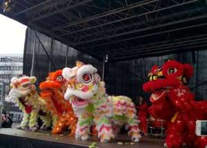 Chinese New Year Festival - Year of the dog @ Spui plein