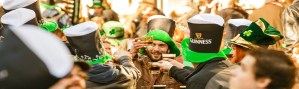 St Patrick's Day The Hague @ Grote Martk
