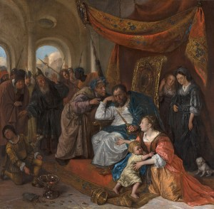 Jan Steen's Histories @ Mauritshuis